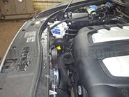 Установка сепаратора Separ 2000/5 на Mercedes ML