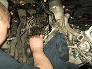 Ремонт двигателя Range Rover Supercharged 2010г. Замена цепи ГРМ.